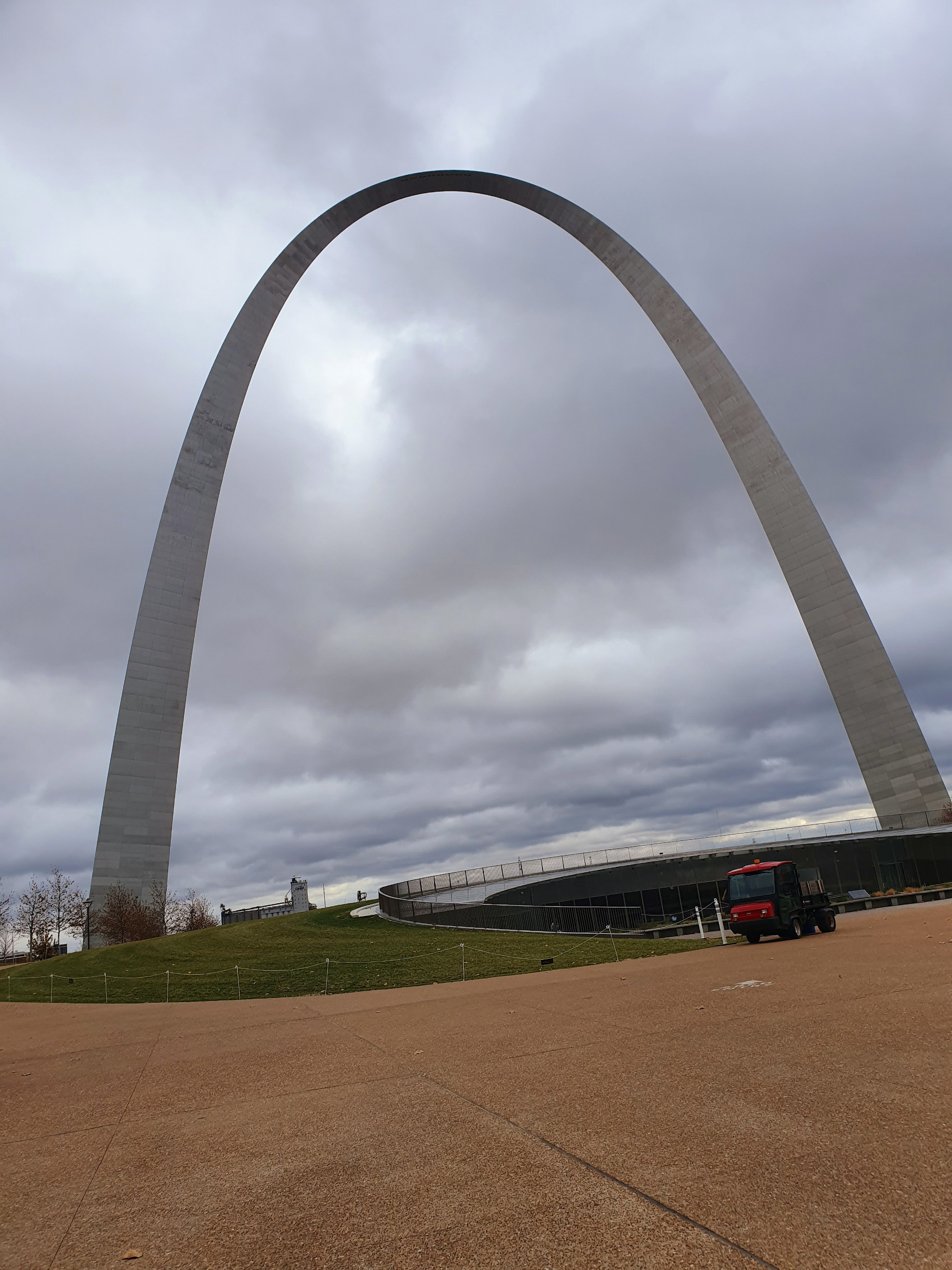 The Arch St Louis